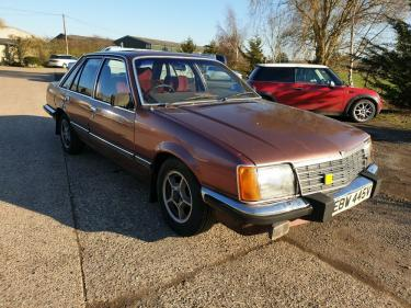 1980 Vauxhall Royale Auto Classic Car SPARES OR REPAIR | eBay